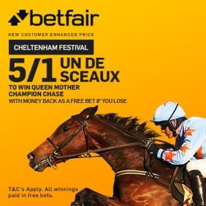 betfair Cheltenham Festival Championship Races